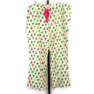 Old Navy XXL Christmas Tree Flannel Lounge Pants
